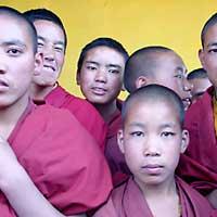 Apadrinamiento de Monjes