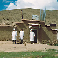 Dispensarios - Tíbet
